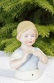 Half doll girl 
